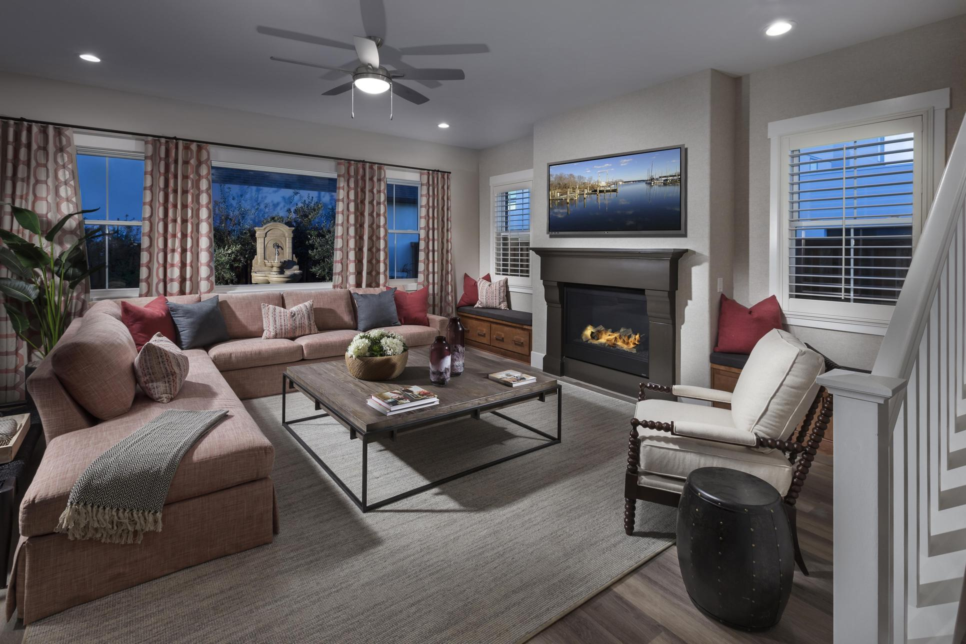 Interior:Gather Room