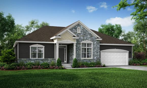 The Arbordale :Classic Elevation
