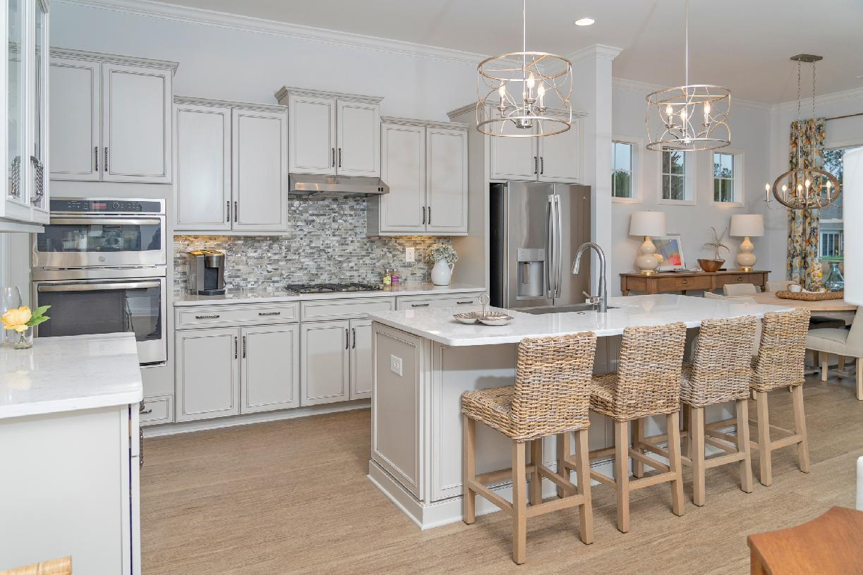 Interior Image:Magnolia Kitchen