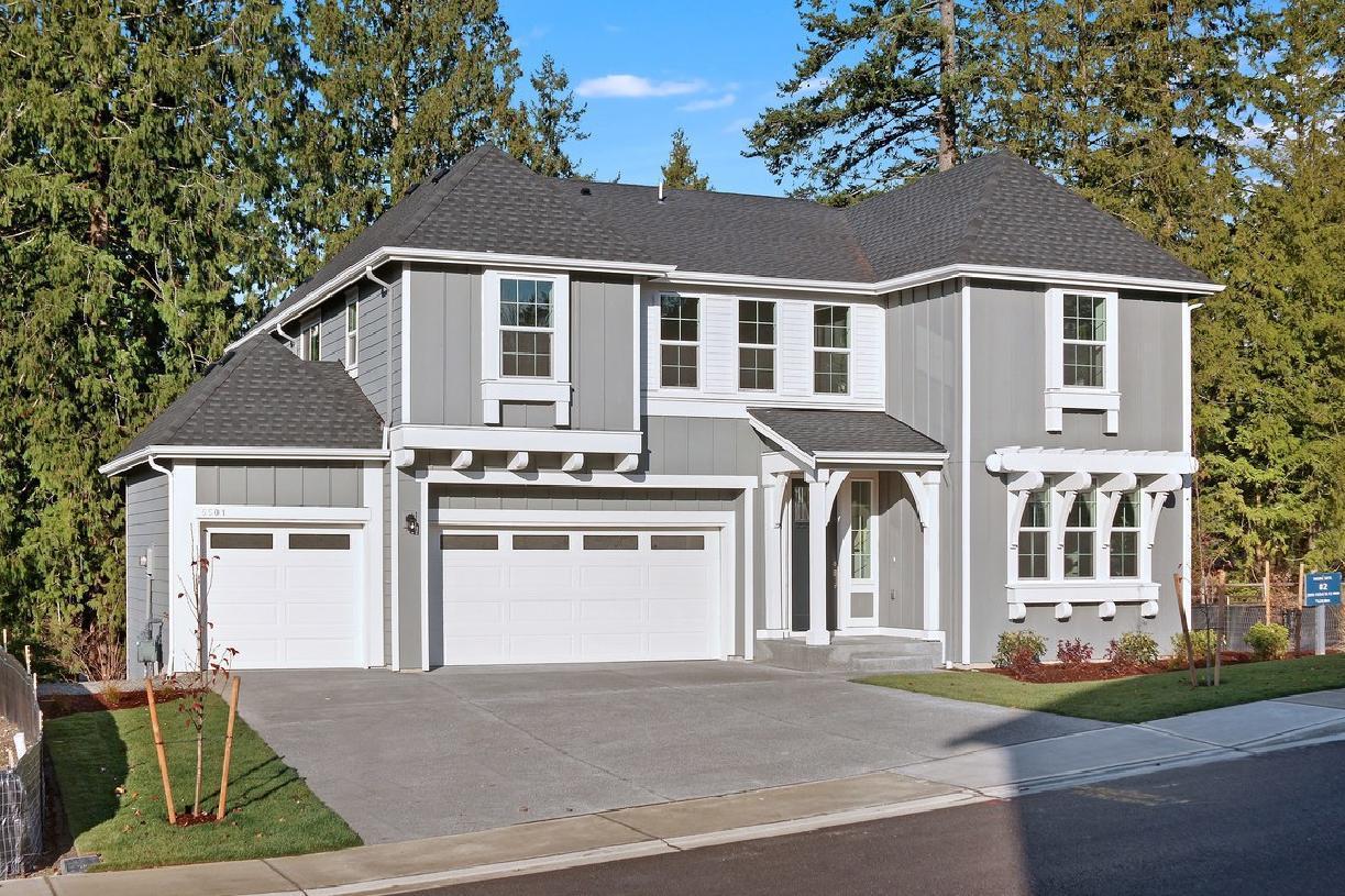 Elevation Image:Gearhart Craftsman