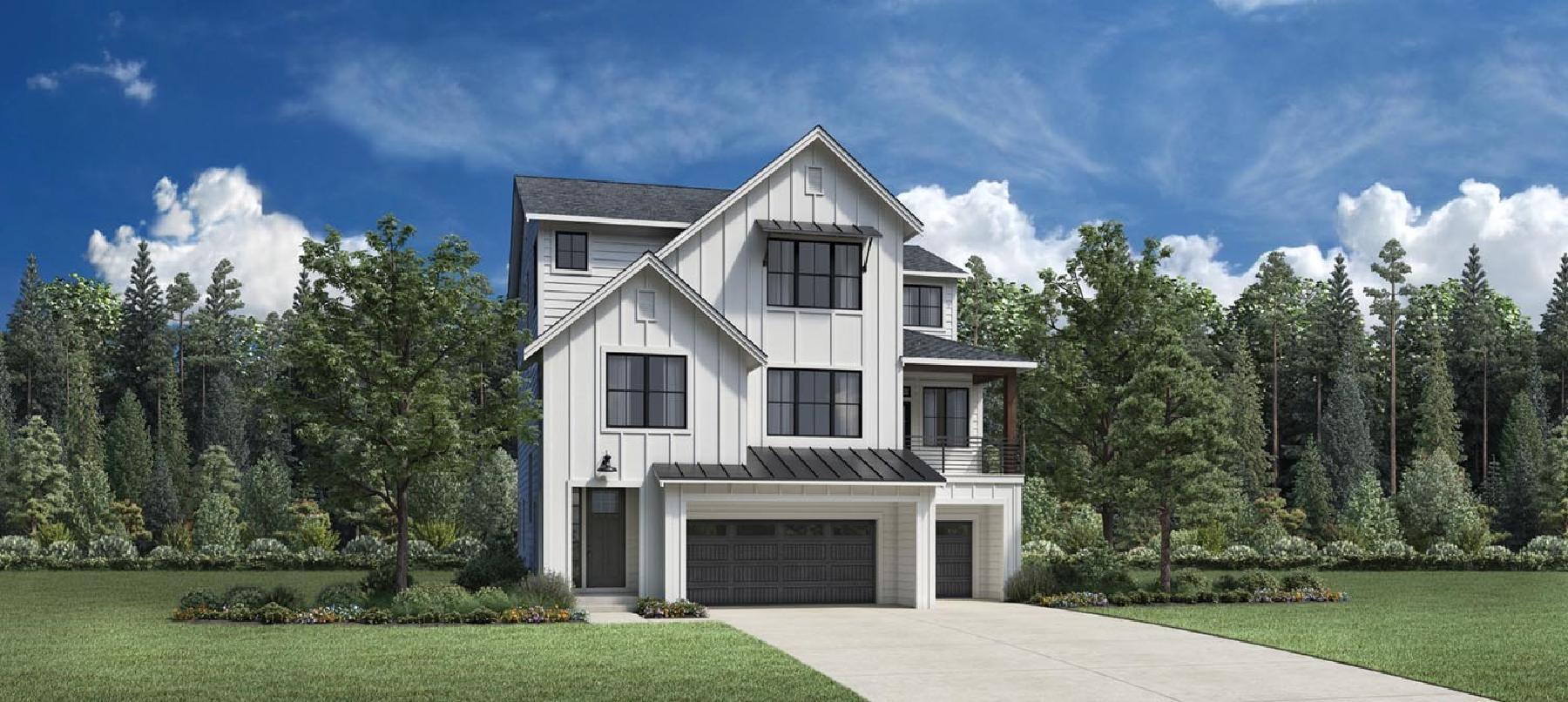 Elevation Image:Eugene Farmhouse