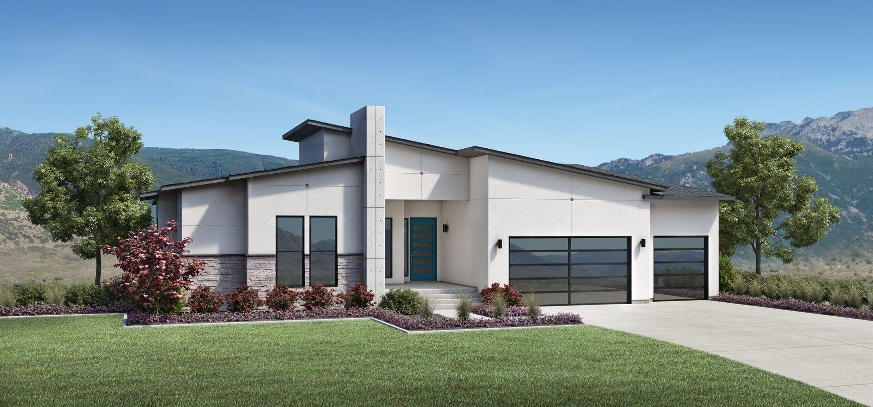 Elevation Image:Modern