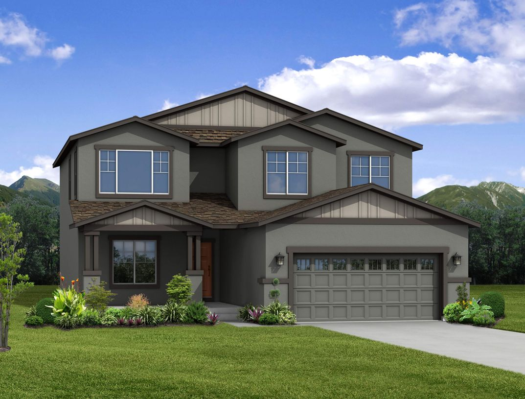 Elevation Image:Craftsman