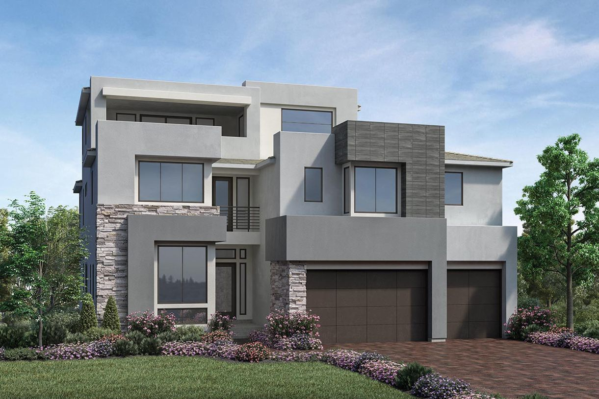 Elevation Image:Contemporary