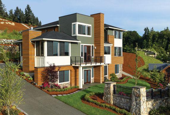 Elevation Image:The Northwest Contemporary