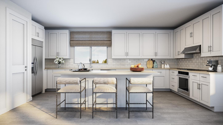 Elevation Image:Verbena floor plan kitchen
