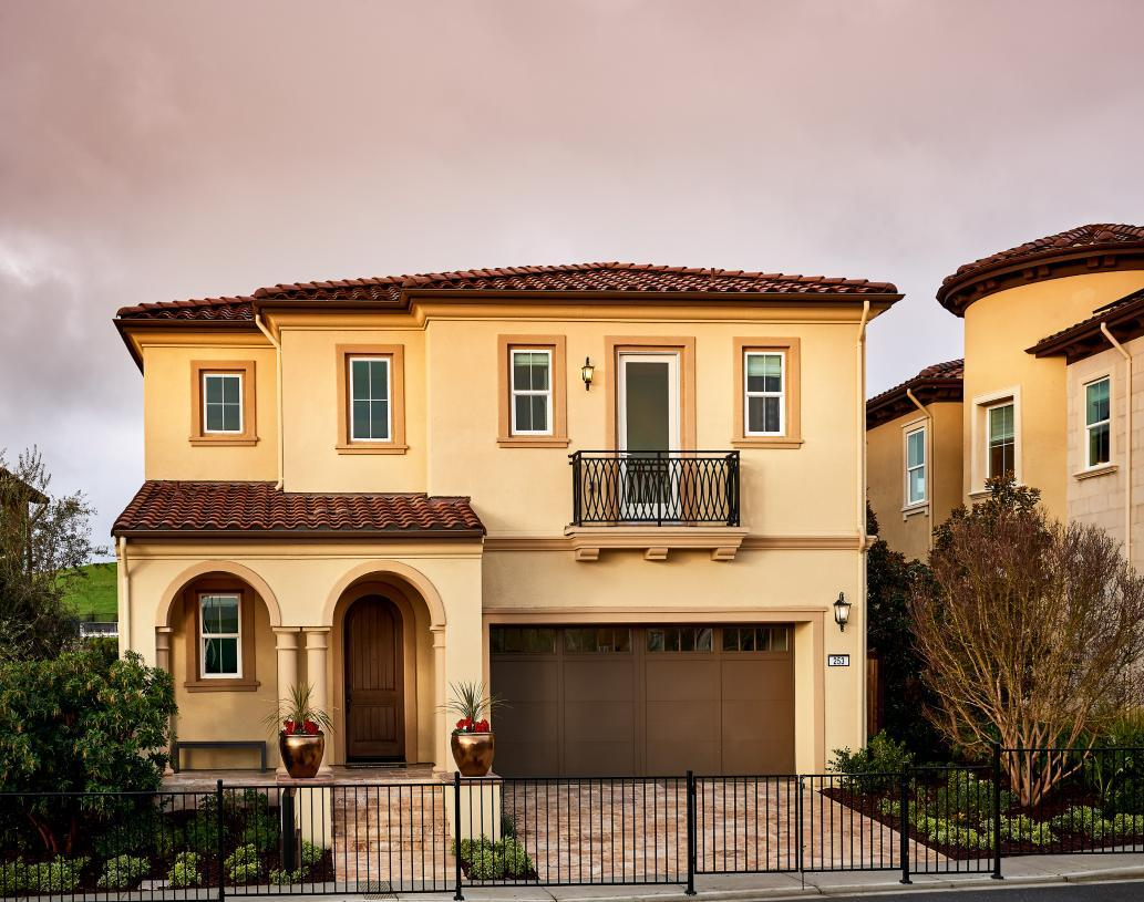 Elevation Image:Toll Brothers Serena at Gale Ranch Parada Model Home