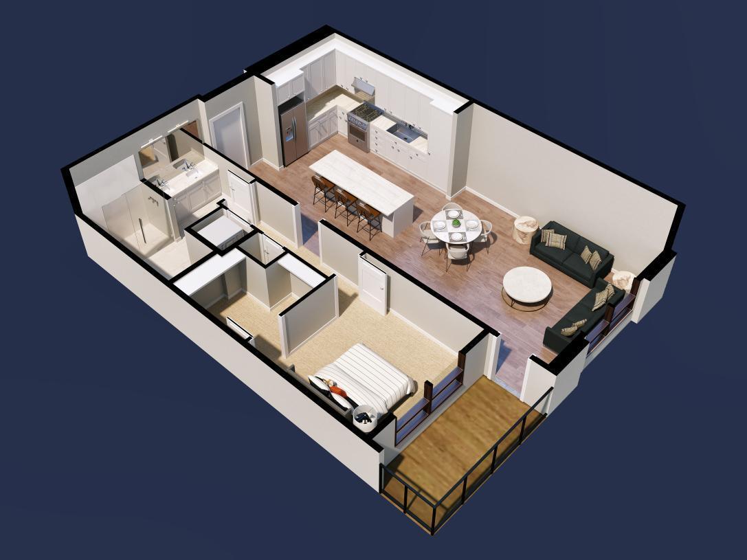 Interior Image:Floor Plan