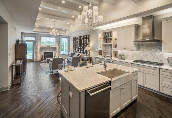 Elevation Image:Kitchen