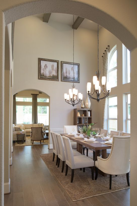 Interior Image:Dining Room