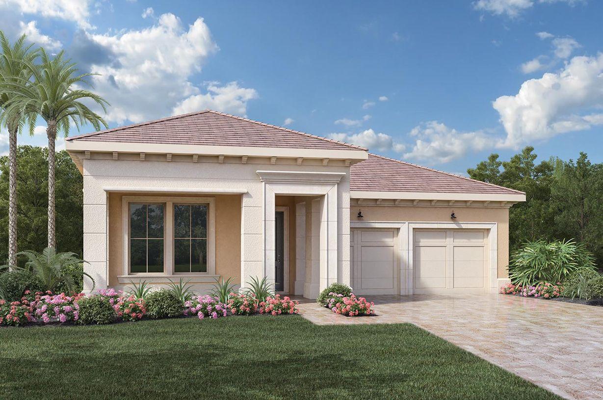 Elevation Image:Palm Beach