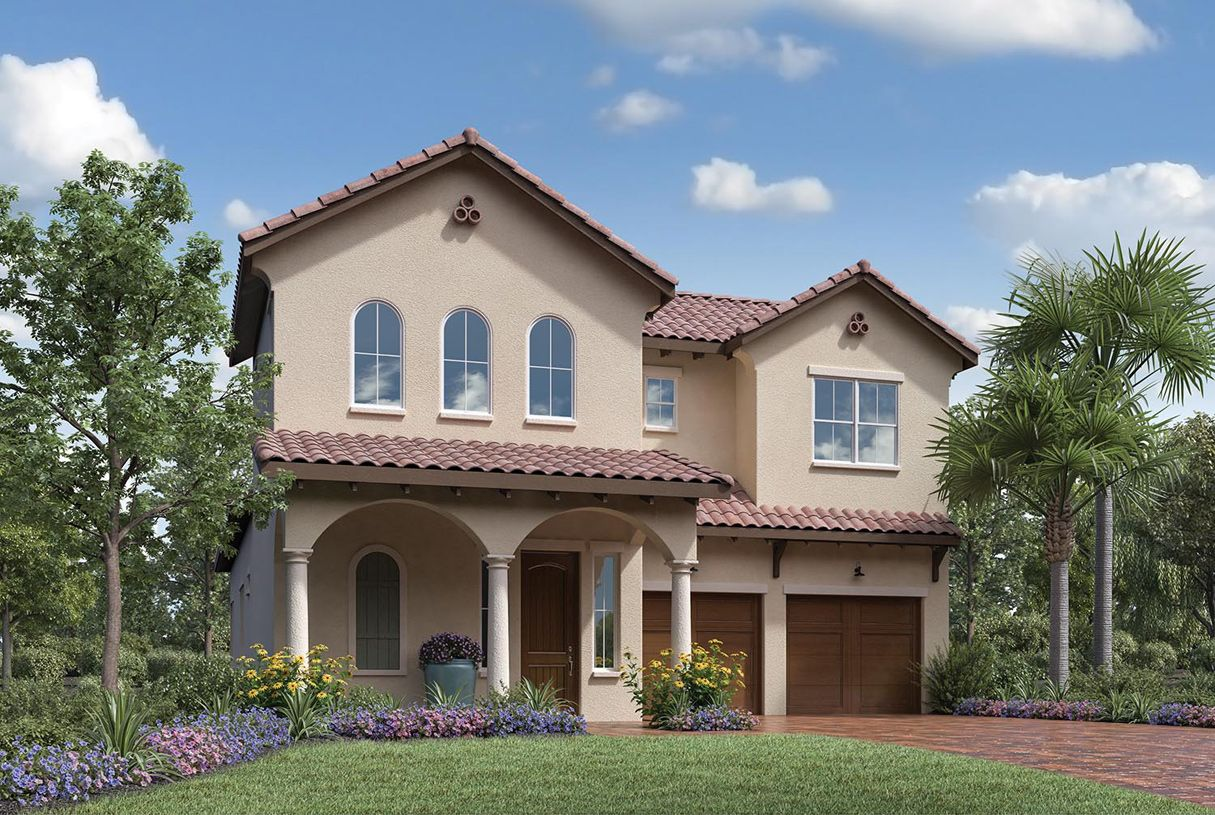 Elevation Image:Spanish Colonial