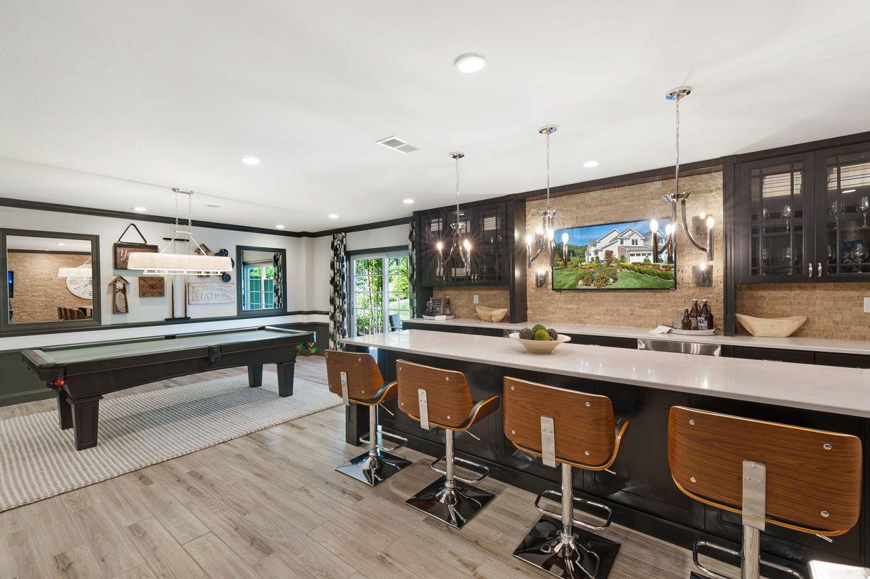Interior Image:Finished basement