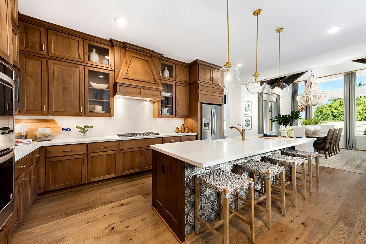 Interior Image:Kitchen