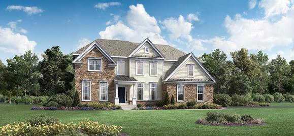Elevation Image:The Greensboro