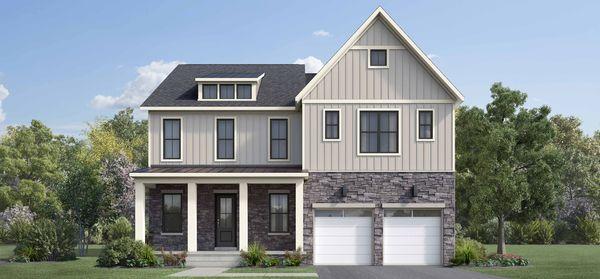 Elevation Image:The Farmhouse