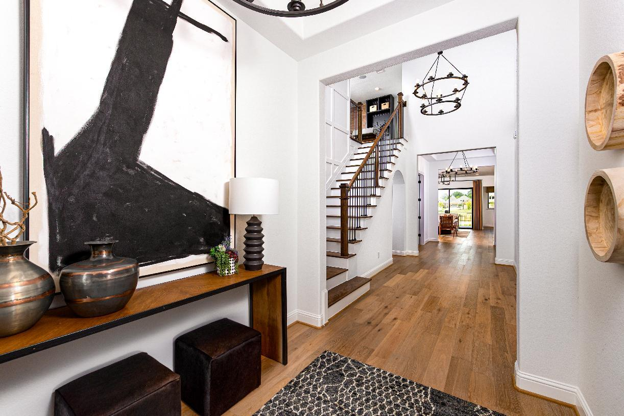 Interior Image:Turner Foyer