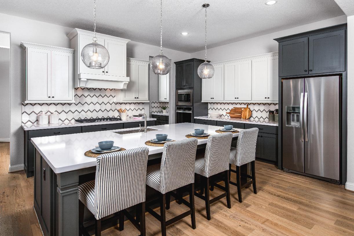Interior Image:Watson Kitchen