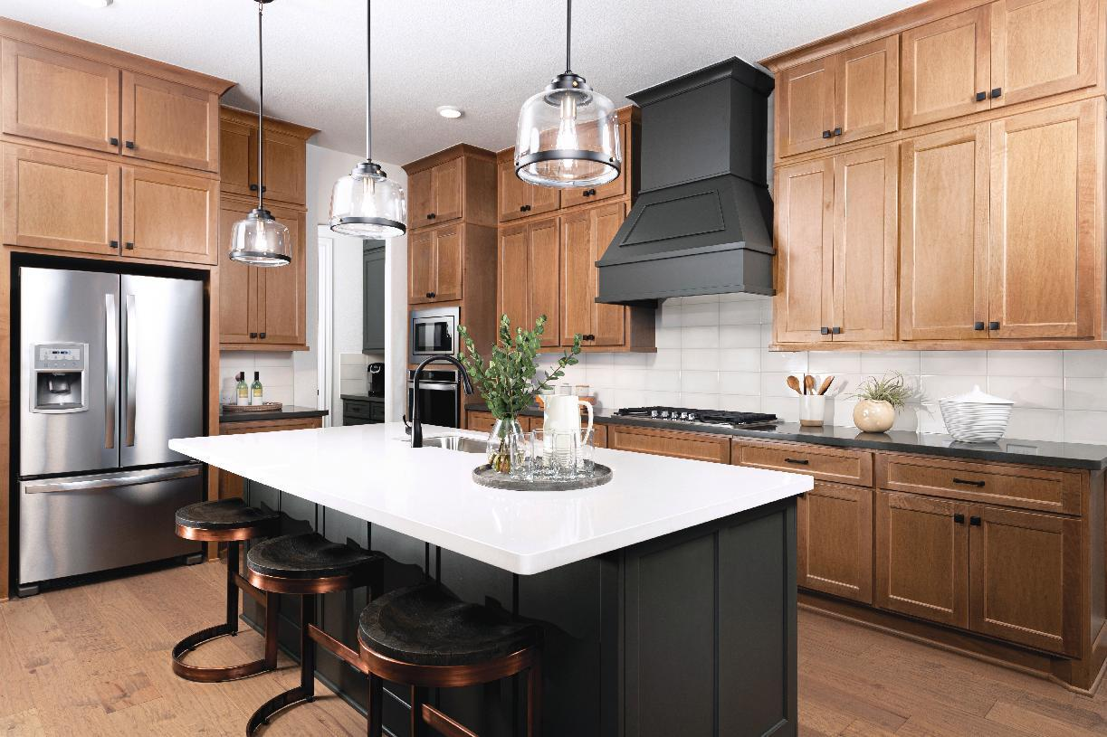 Interior Image:Draper Kitchen