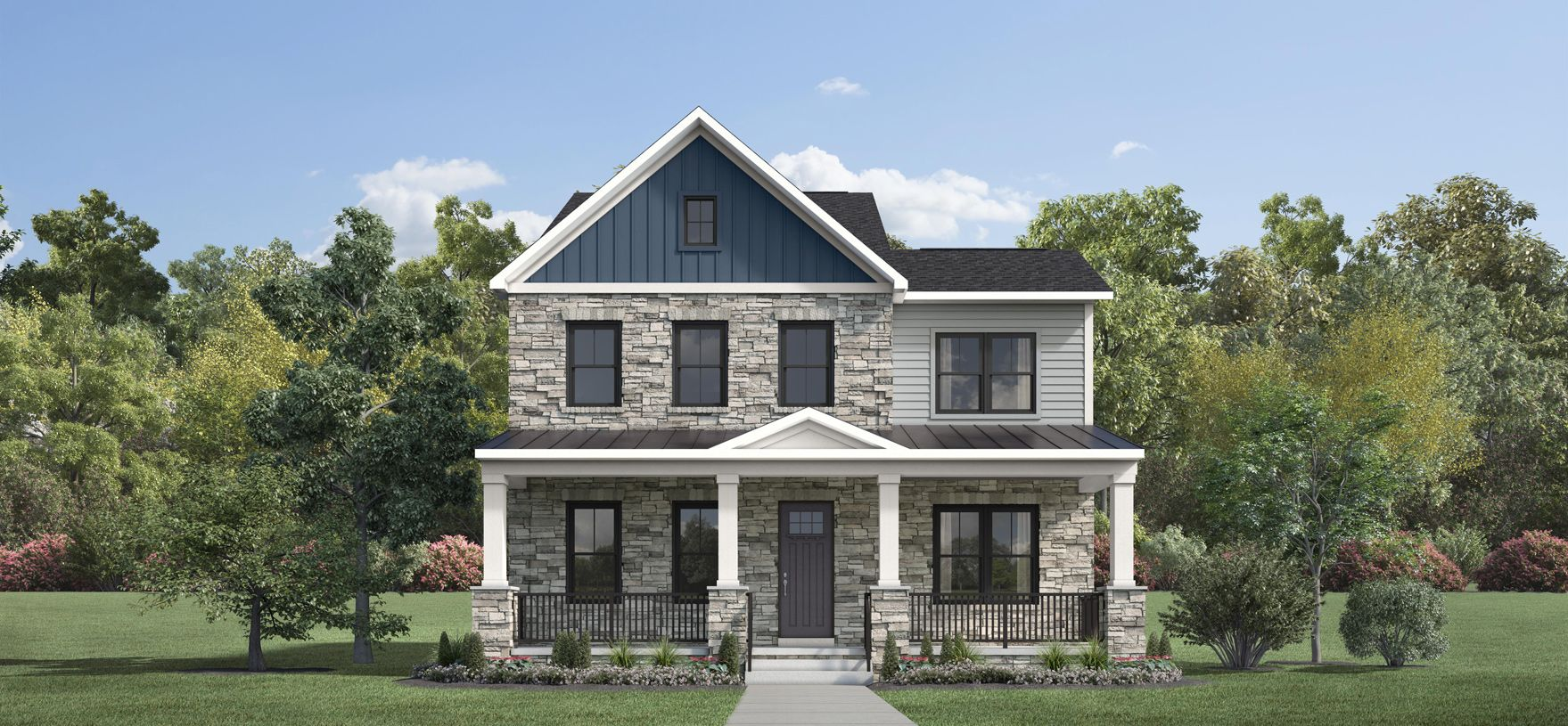 Elevation Image:The Craftsman