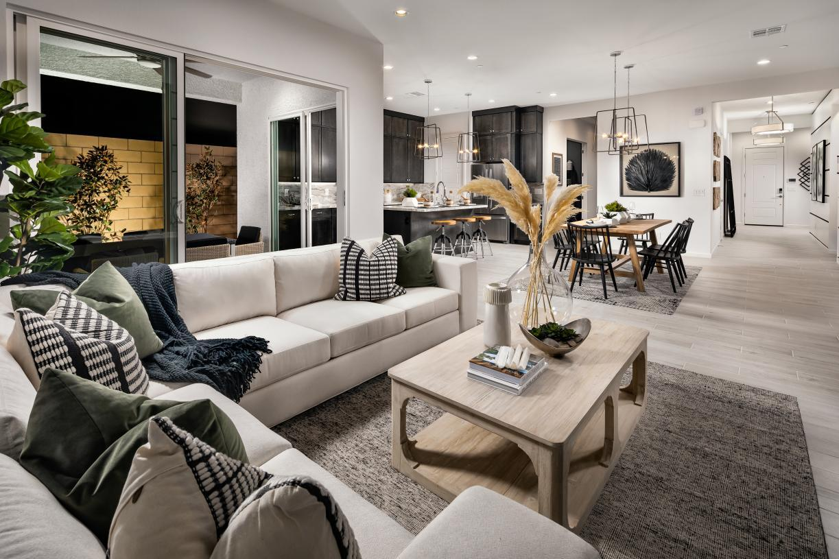 Interior Image:Expansive Great Room