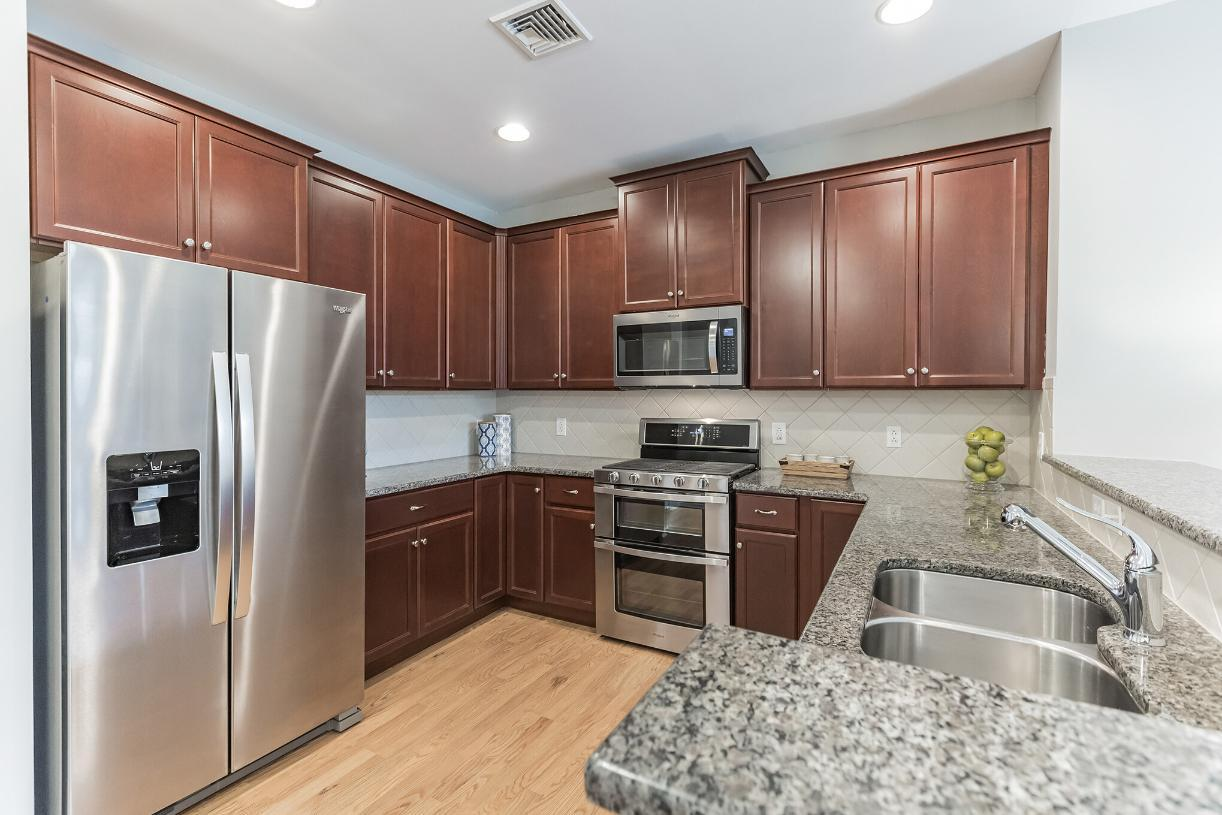 Elevation Image:Spacious Kitchen