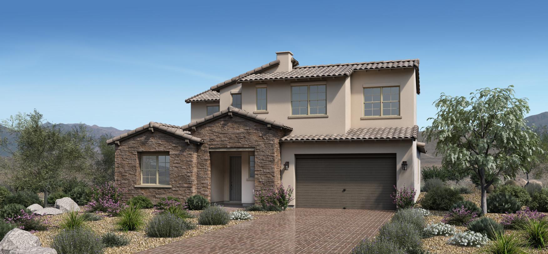 Elevation Image:The Ranch Hacienda