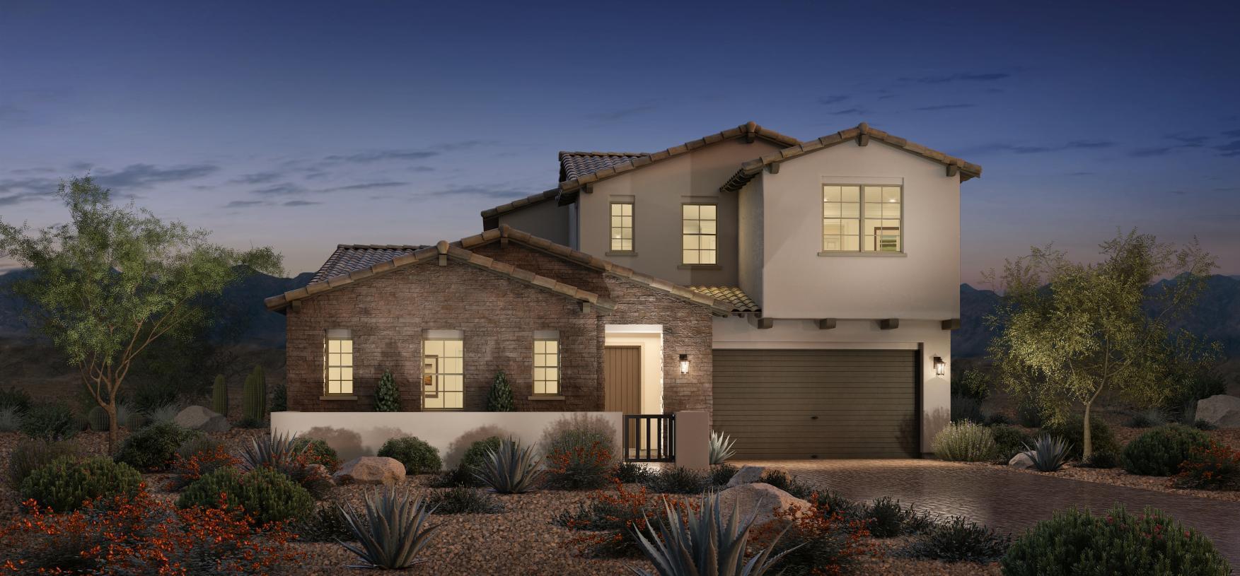 Elevation Image:Ranch Hacienda