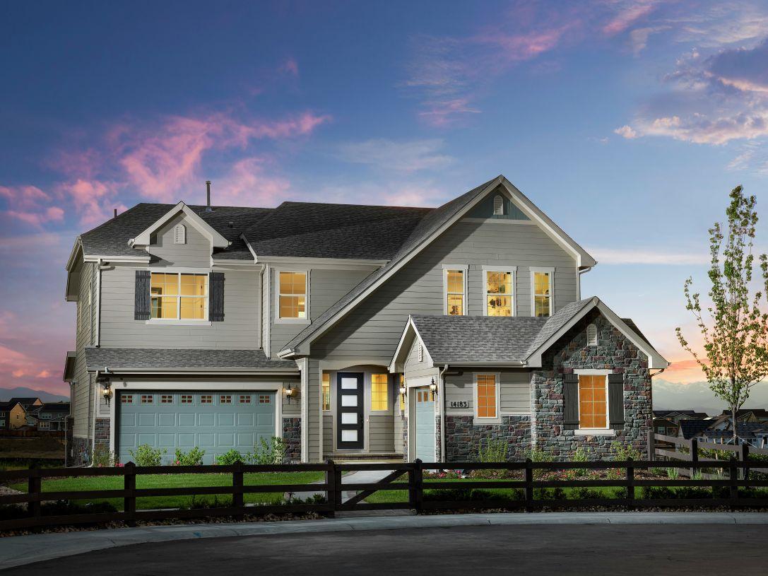 Elevation Image:Cottage