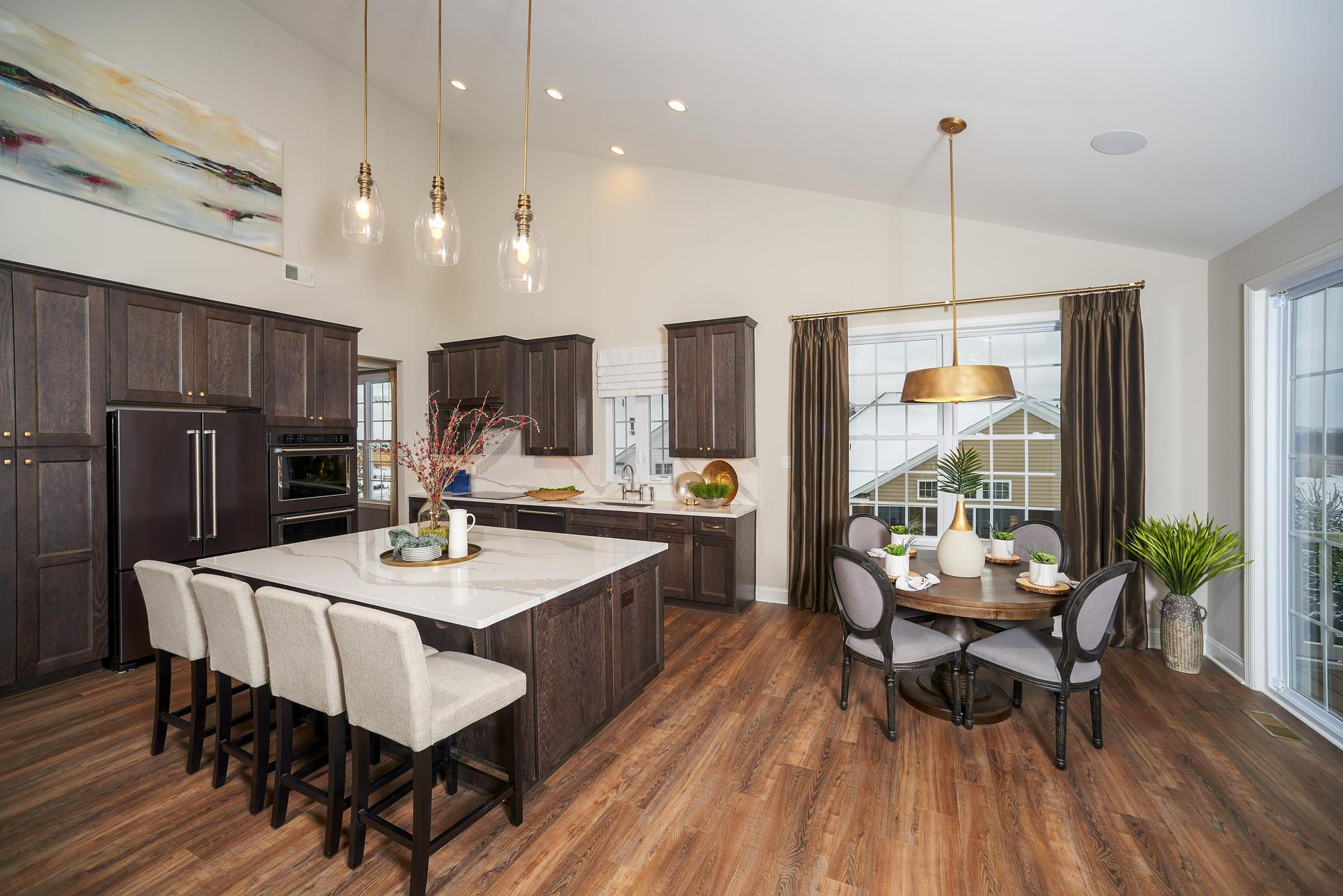 Live Better at Traditions of America at Silver Spring:Kitchen & Breakfast Nook