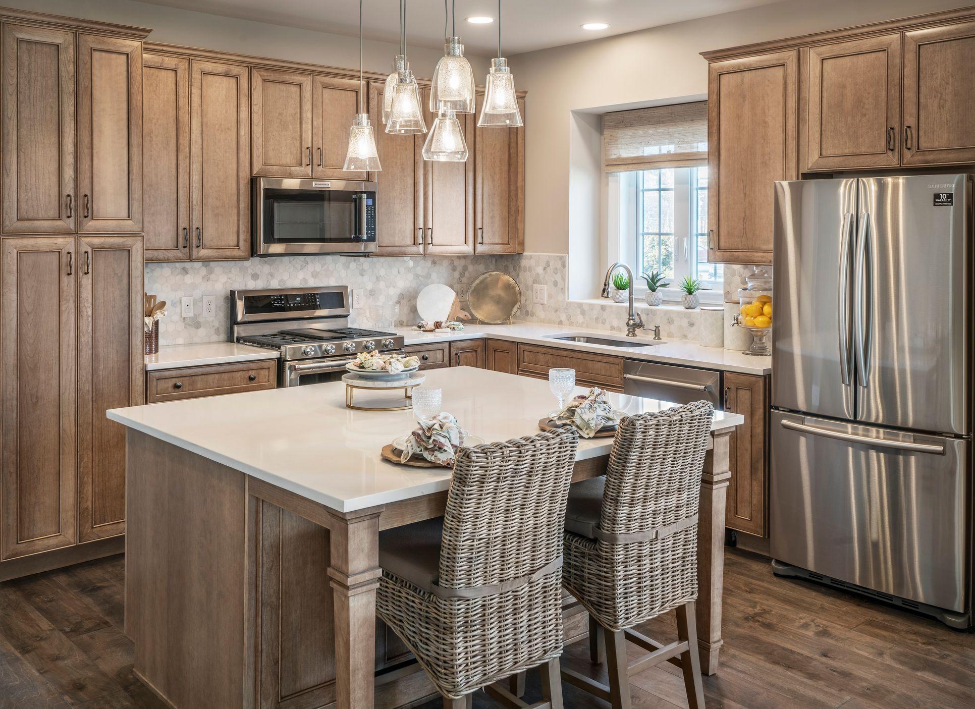 The Adams:Kitchen