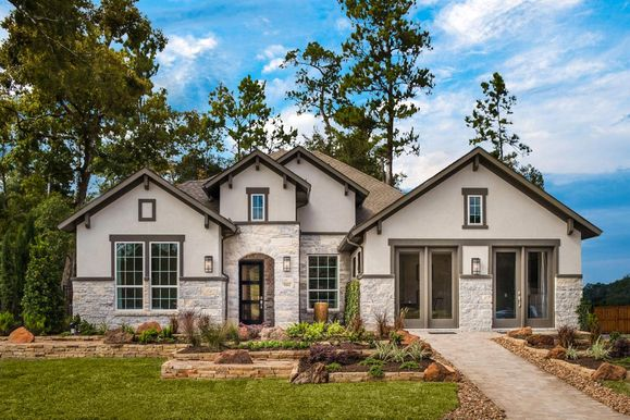 RoyalBrookPB72 54:Representative Only | Madrone Model Home | Elevation P