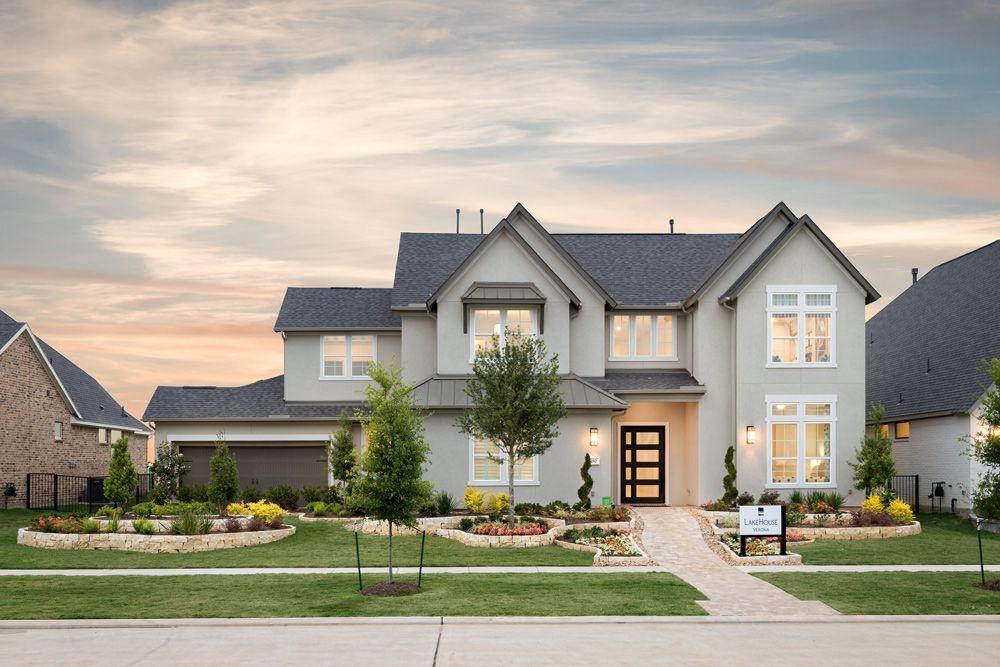 LakeHouse 90' Model | Verona:Representative Only | Verona Model Plan | Elevation V