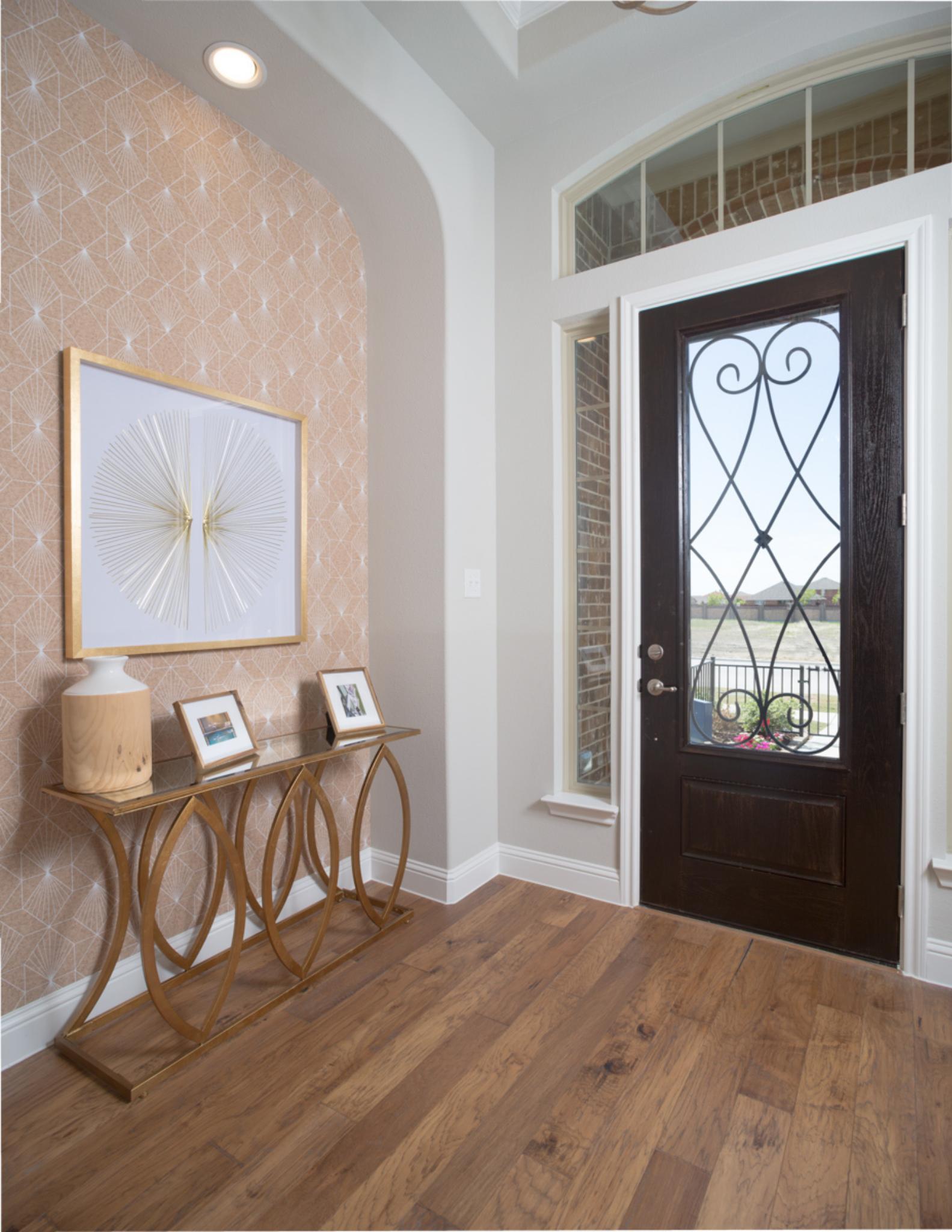 GRZ IMPORT IMAGE:Anna Model Home | Entry | Representative Photo