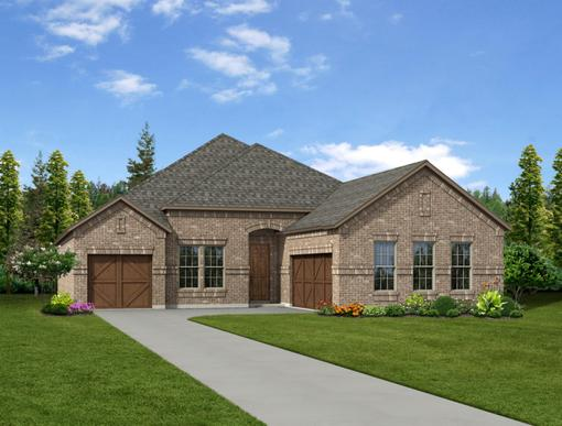 GRZ IMPORT IMAGE:Hailey - Exterior Elevation A