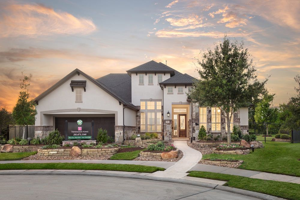 Harvest Green   Malone T:Representative Only   Malone Model Home   Elevation T