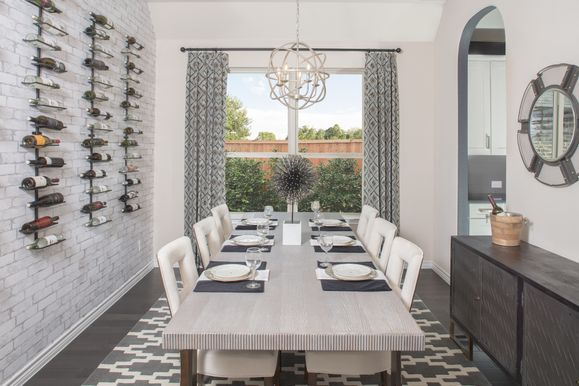 GRZ IMPORT IMAGE:Chisholm Trail | Kensington | Formal Dining Room