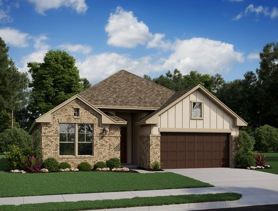 Meridian | Elevation A:Palmera Ridge 50' | Meridian, Elevation A