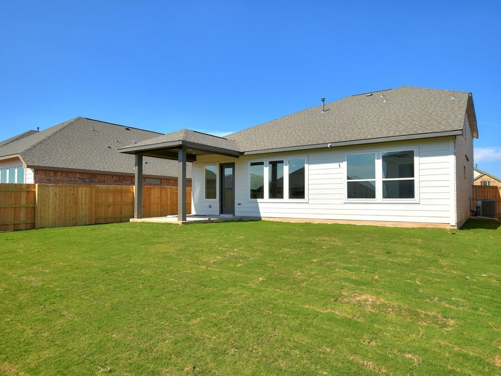 027 Back 2:NOT ACTUAL HOME, REPRESENTATION ONLY | The Grove at 6 Creeks | Covered Patio