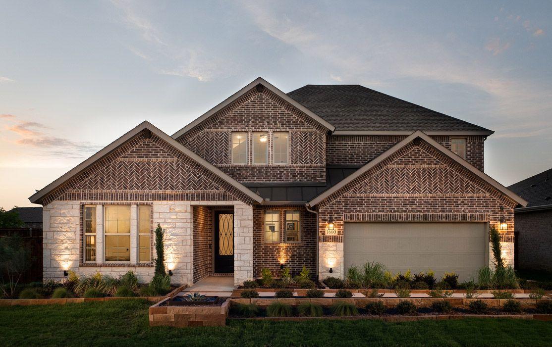 TM Gateway1 1020:Ethan Model Home | Front Exterior
