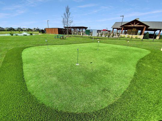 Putting Green 2:Woodcreek | Lakeside Amenity Center | Putting Green