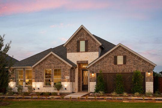 Trendmaker CoLModel1 8014:Carson Model Home   Exterior