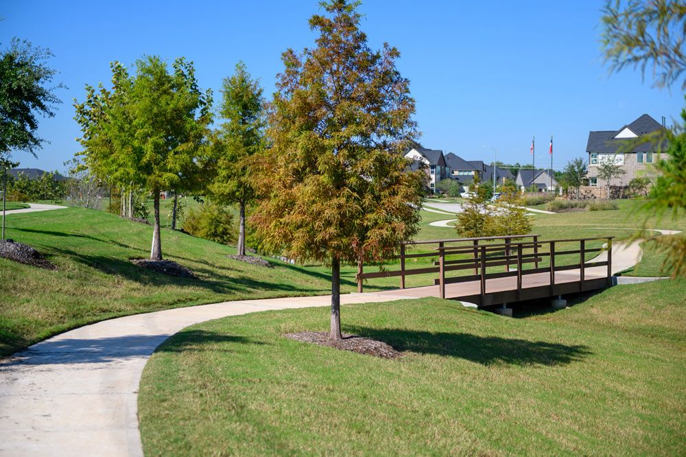 The Reserve at Clear Lake City Amenities | Walking
