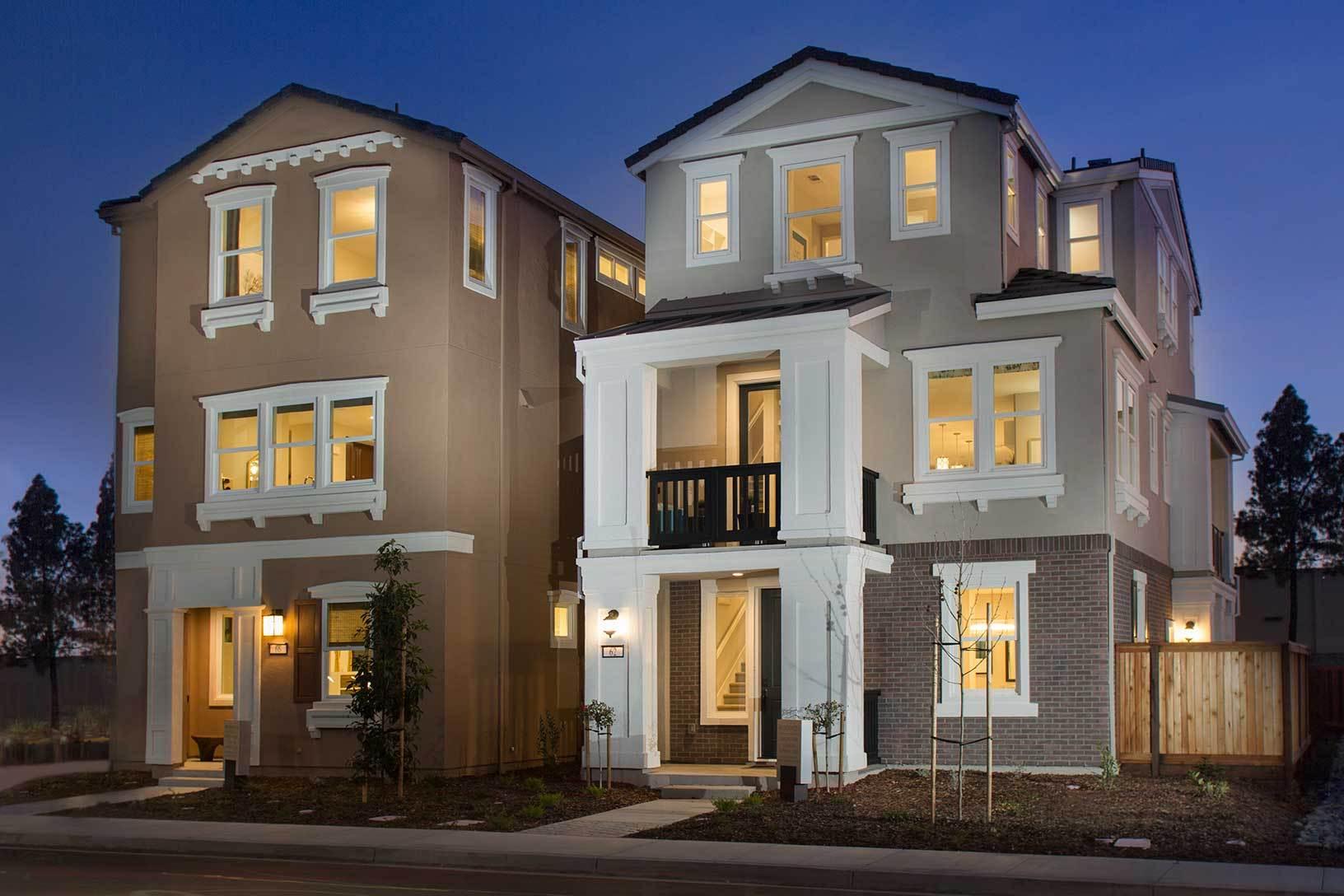 Exterior:Greyson Place - Residence 1 & 3X