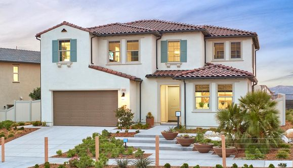 Exterior:Residence 1A - Model Home