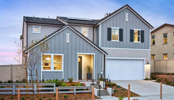 Exterior:Residence 3C - Model Home