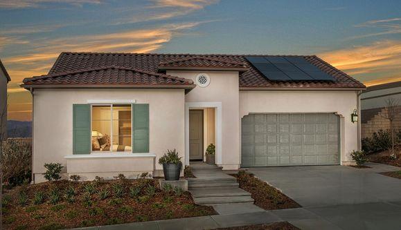 Exterior:Residence 1 - Model