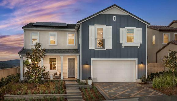 Residence 3 - Model Home