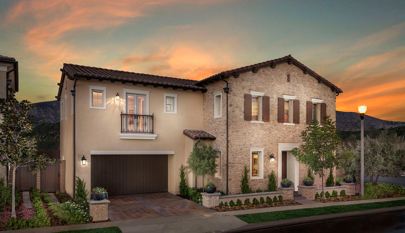 Exterior:Residence 3C - Tuscan