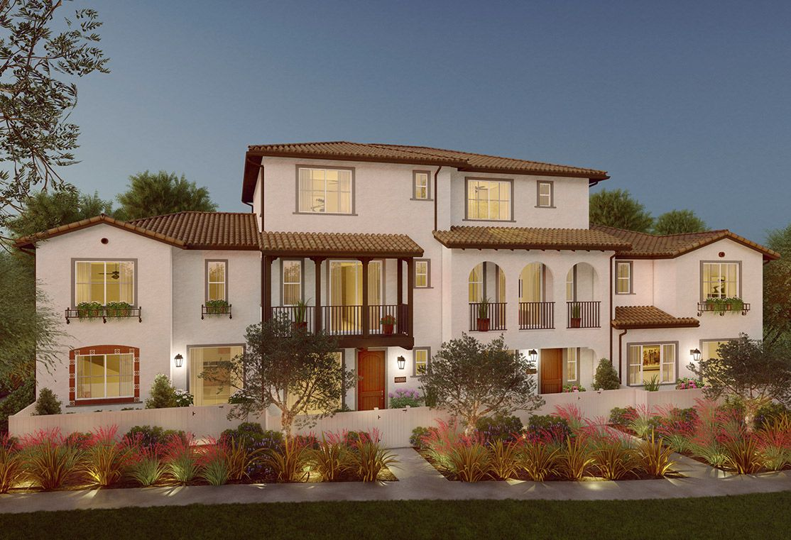 Exterior:Cava at Rancho Soleo Rendering